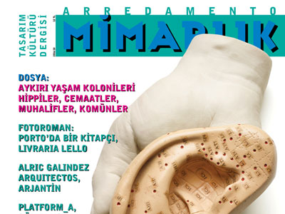 ARREDAMENTO MİMARLIK / OCTOBER 2016