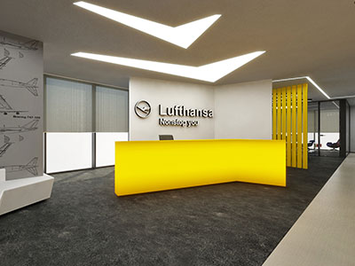 LUFTHANSA OFFICE
