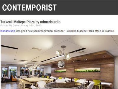 CONTEMPORIST MAY-2012