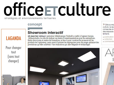 OFFICE ET CULTURE JANUARY-2014