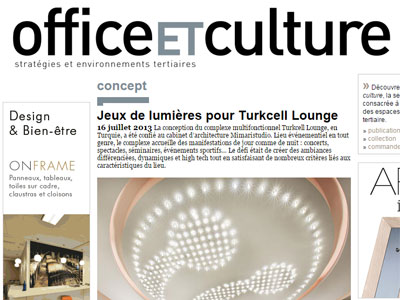 OFFICE ET CULTURE JULY-2013