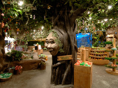 RAIN FOREST CAFE